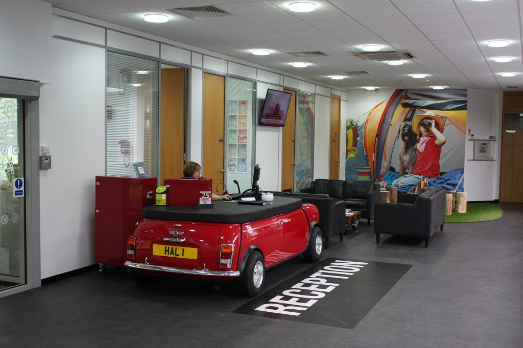 Halfords Office